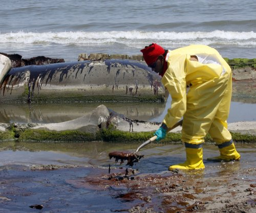 Supreme Court rejects BP oil spill payment case