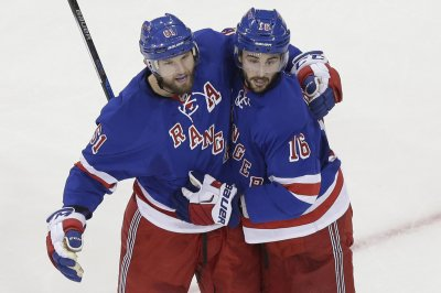 Young and old lead New York Rangers to victory
