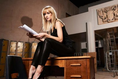 Katherine Kelly to star on 'Doctor Who' spinoff 'Class'