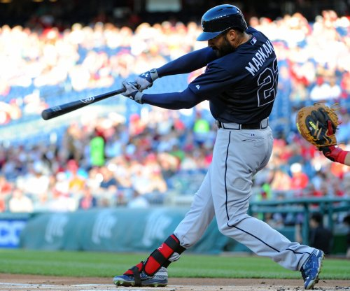 Nick Markakis carries the load as Atlanta Braves win again