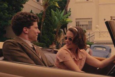 Jesse Eisenberg, Kristen Stewart reunite in Woody Allen's 'Cafe Society' trailer