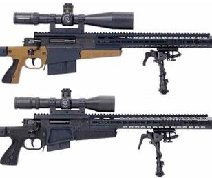 Lithuania acquires sniper rifles