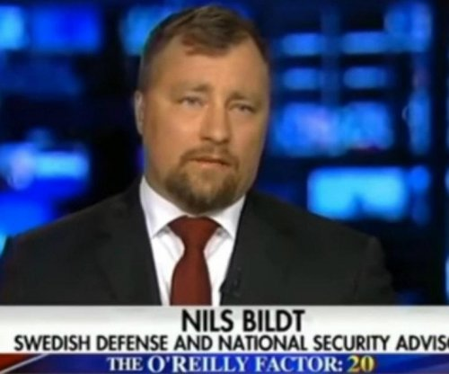 Fox News claims Swedish unknown Nils Bildt is 'national security advisor'