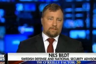 Fox News admits Nils Bildt shouldn't have been billed as 'national security advisor'