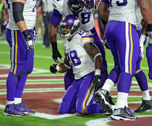 No immediate move from RB Adrian Peterson