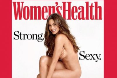Sofia Vergara goes nude for Women's Health at 45: 'You have to embrace' aging