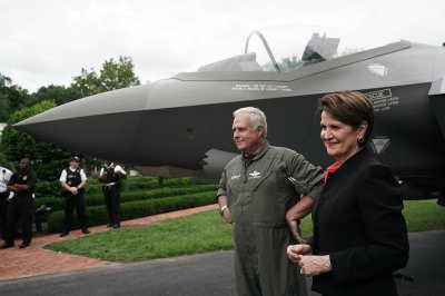 Lockheed Martin CEO tops Fortune Most Powerful Women list