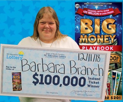 Severe weather preparation leads to $100,000 lottery prize