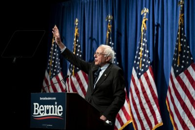 Sanders unveils sweeping plan to wipe out college debt, costs