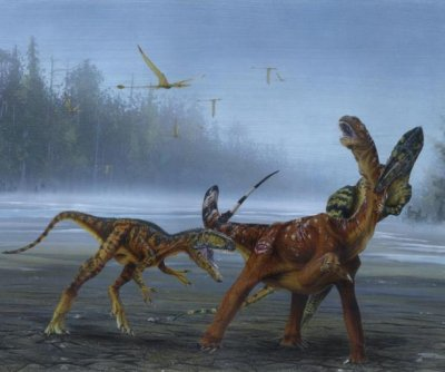 New meat-eating dinosaur species found in Utah