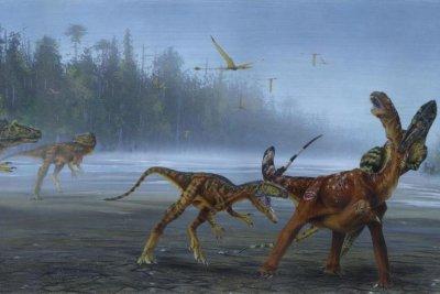 New meat-eating dinosaur species found in Utah