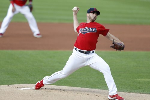 Cleveland Indians' Aaron Civale to miss at least four weeks with finger sprain