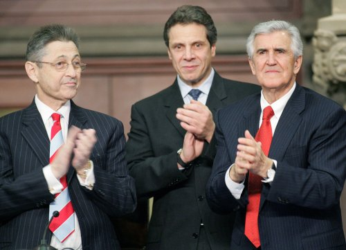 N.Y. politician's conviction overturned