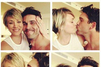 Kaley Cuoco slams Ryan Sweeting divorce rumors