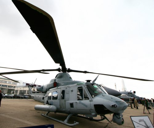 U.S. Marine Huey helicopter missing in Nepal