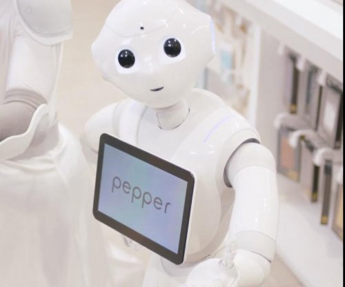 Pepper, the emotional robot, sells out in one minute