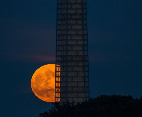 Rare 'supermoon' will take over night sky Saturday