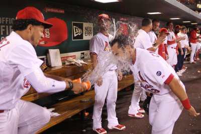 Strong outing for Lance Lynn helps St. Louis Cardinals rout Cincinnati Reds
