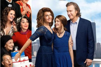'My Big Fat Greek Wedding' stars return in sequel poster