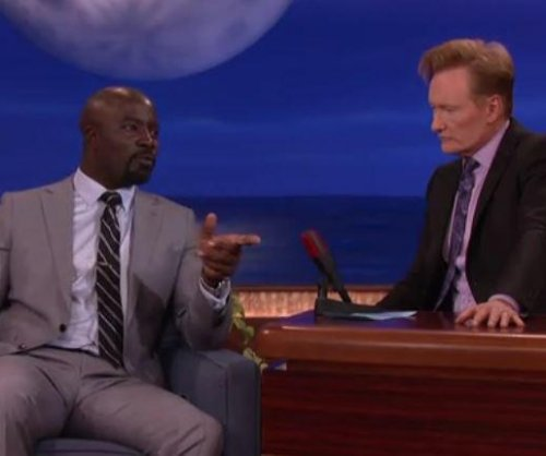 'Luke Cage' star Mike Colter shares Marvel's secret keeping tricks