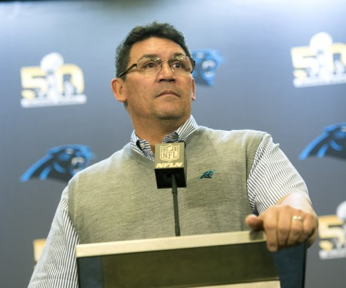 Ron Rivera tries to stop talk of 'TieGate'