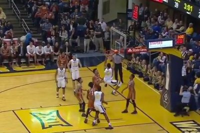 Lamont West comes on to help No. 12 West Virginia top Texas