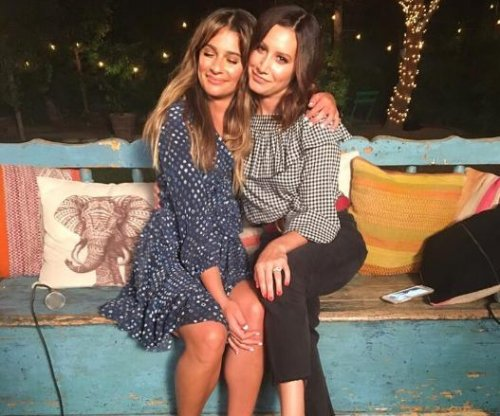 Ashley Tisdale teams up with Lea Michele to cover 'Dancing on My Own'
