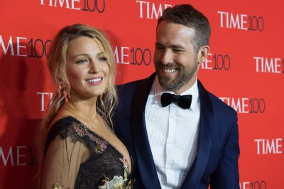 Blake Lively: Ryan Reynolds and I are 'really shy people'