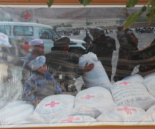 International Red Cross to reduce presence in Afghanistan