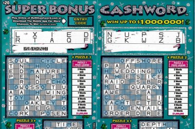 Complicated scratch-off ticket keeps $1M secret for two days