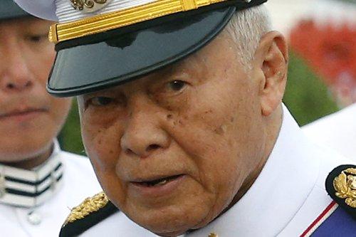 Former Thai Prime Minister Prem Tinsulanonda dies at 98