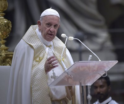 Pope Francis canonizes five new saints
