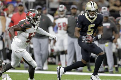 Buccaneers place franchise tag on NFL sack leader Shaquil Barrett