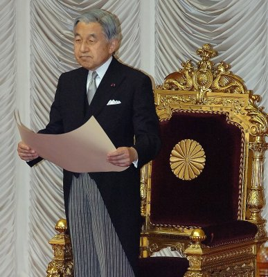 Japanese royals are married 50 years