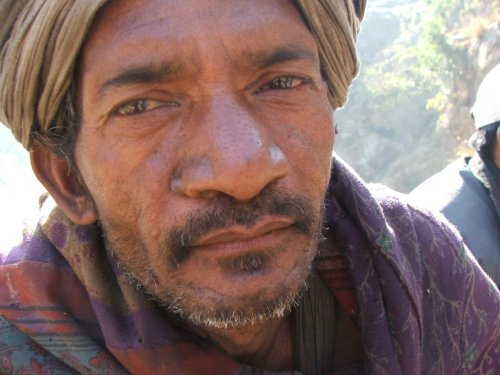 Nepali nomadic tribe struggles to stay in forest