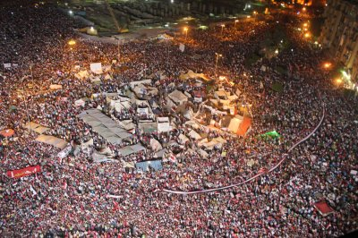 New Egyptian law requires protesters to get permits before assembling