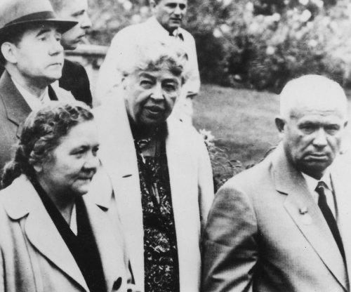 Khrushchev visits Hyde Park