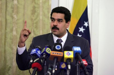 Venezuela's President Maduro blames far right for young lawmaker's murder