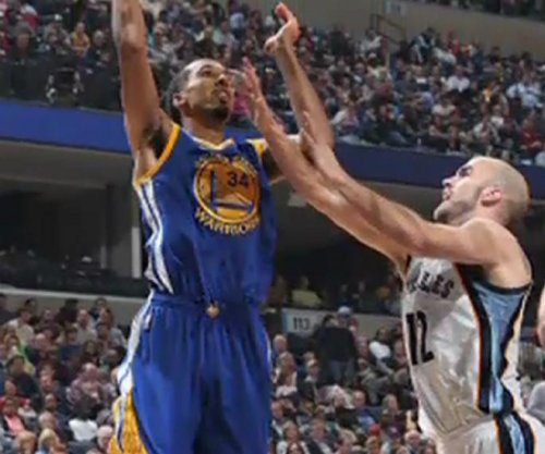 Golden State Warriors cruise past Memphis Grizzlies