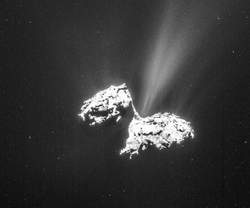 Rosetta and Philae say comet isn't magnetized