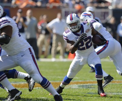 Buffalo Bills cut RB Fred Jackson, 11 others