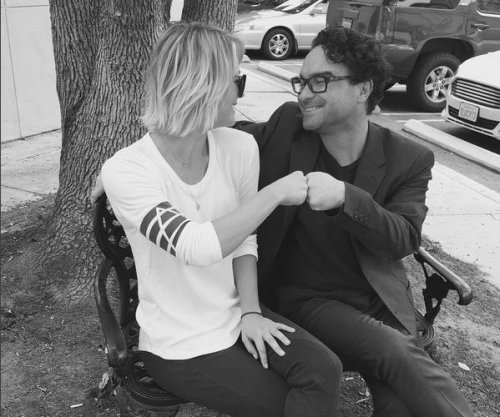 Kaley Cuoco dismisses Johnny Galecki dating rumors