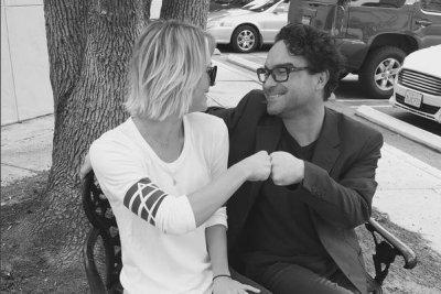 Kaley Cuoco dismisses Johnny Galecki dating rumors