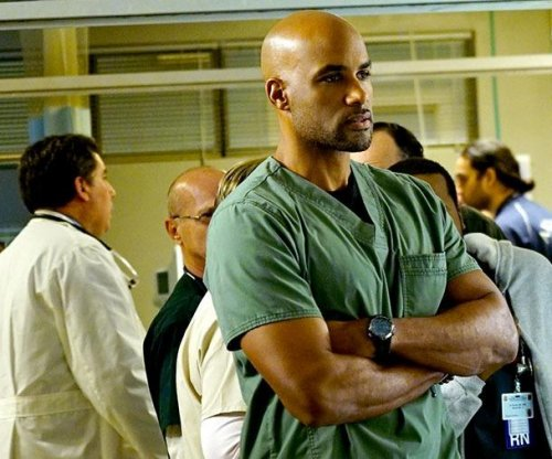 Boris Kodjoe joins the 'Code Black' cast