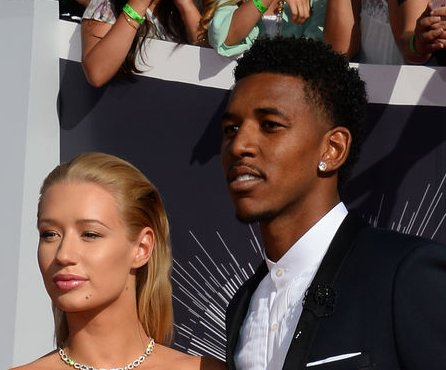 Iggy Azalea 'figuring out' her future with Nick Young