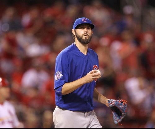 Jason Hammel propels Chicago Cubs past reeling Texas Rangers