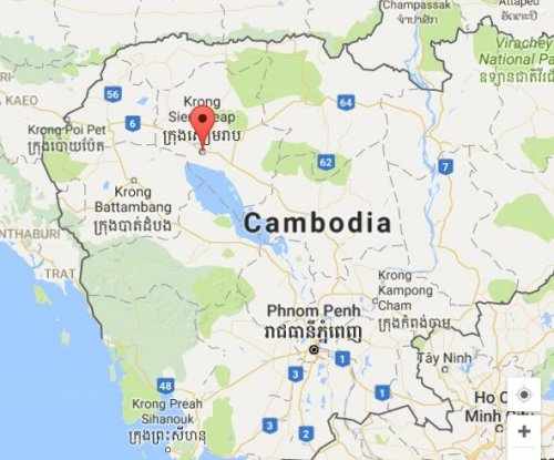 10th century artifacts stolen, recovered in Cambodia