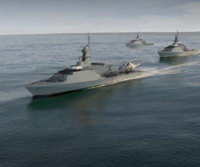U.K. Royal Navy orders 2 River-class Offshore Patrol Vessels