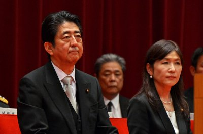 Japan scandal links Shinzo Abe to school with racist views
