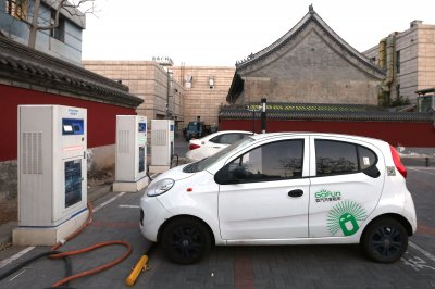 Chinese cars with South Korean batteries turned down for subsidies